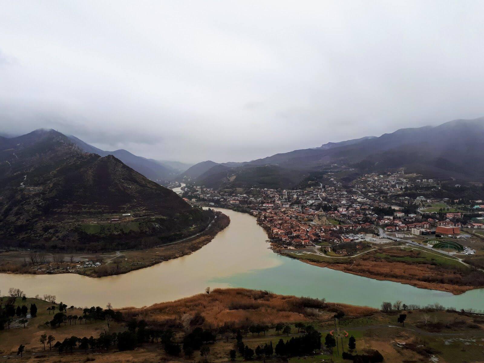sehenswürdigkeiten um Tiflis