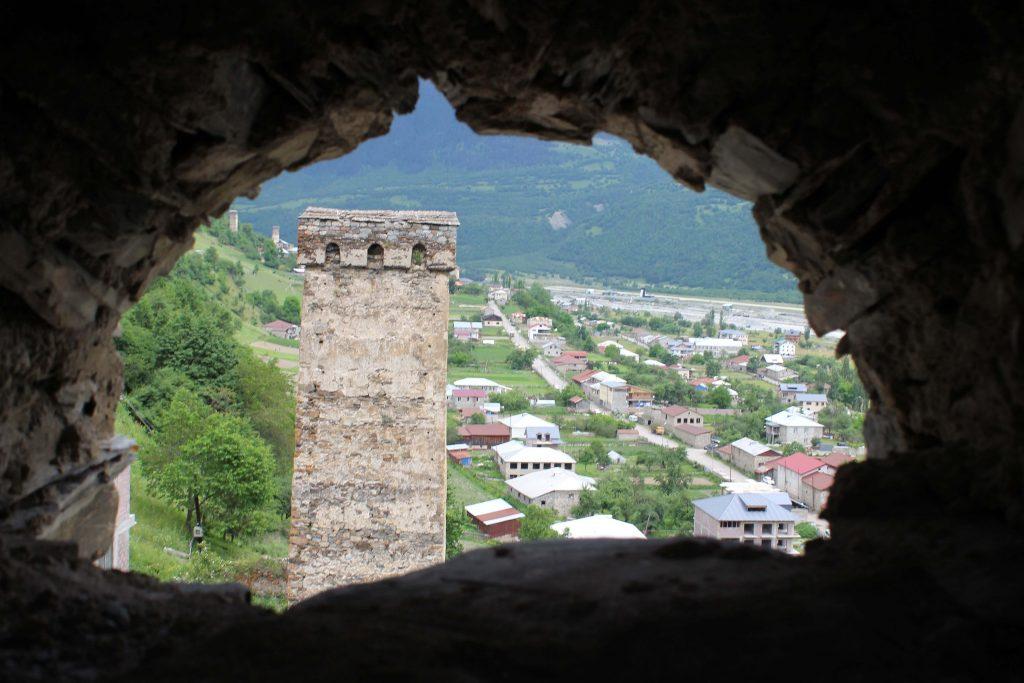 swanetischer Turm