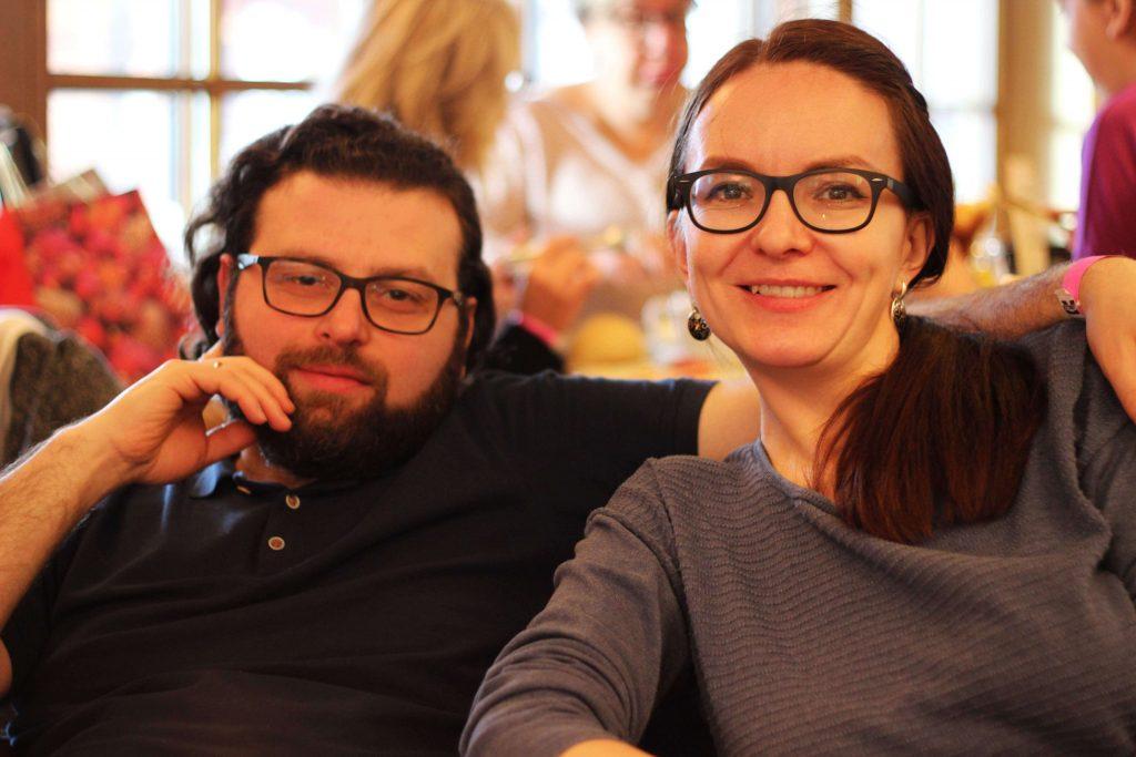 Giorgi und Ekaterina
