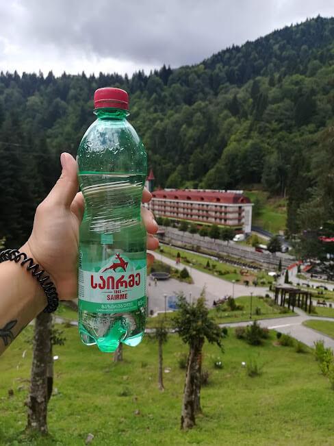 Sairme mineralwasser