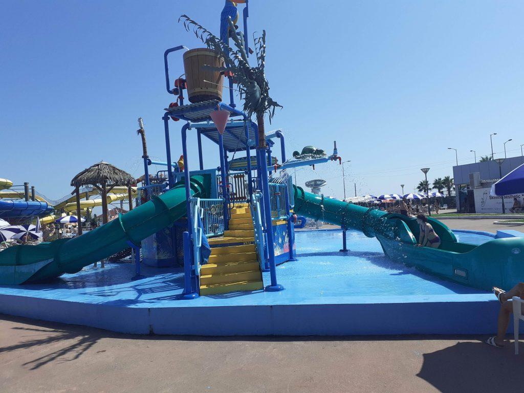 Aquapark in Anaklia